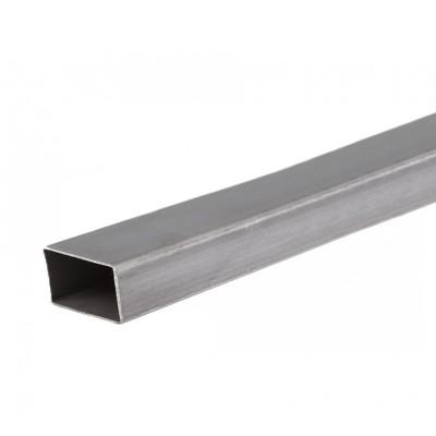 Труба профильная оцинкованная 40х20 мм, длина 2 м