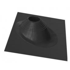 Мастер Флеш крашеный силиконовый  черный угловой RES №2 203-280mm