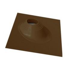 Мастер Флеш крашеный силиконовый коричневый угловой RES №2 203-280mm