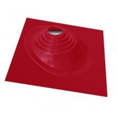 Мастер Флеш крашеный силиконовый красный угловой RES №2 203-280mm