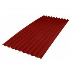 Ондулин SMART лист 1,95х0,95м красный