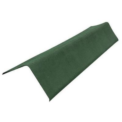 Щипцовый профиль ондулин зеленый 1,1м.