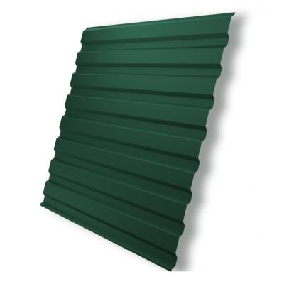 Профнастил С-8 RAL 6005 зеленый мох 0,35х1200х2000 мм