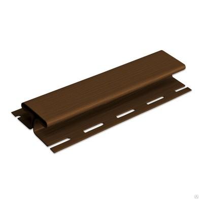"""Планка соединительная """"VOX"""" коричневый 3,05м"""