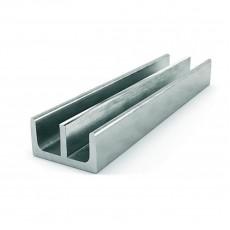 Профиль алюминиевый ш-образный 265 (2,0 м)
