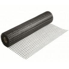 Сетка базальтовая 25х25 мм (рулон 1х50 м)