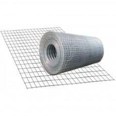 Сетка сварная оцинкованная 50*50*1,4мм (рулон 0,5*50м)