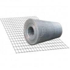 Сетка сварная 50*50*1,4мм (рулон 2,0*50м) оцинкованая