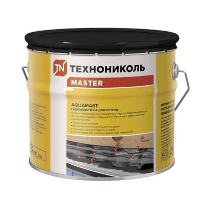 "Мастика битумно-резиновая ""AquaMast"" 3 кг"