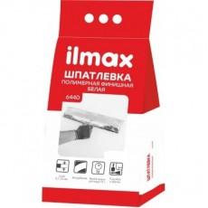 Шпаклевка полимерная белая Илмакс 6440 финишная  5 кг