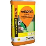 Клей плиточный Vetonit easy fix  25кг