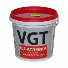 Шпатлевка акриловая ВГТ 1,7 кг