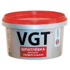 Шпатлевка акриловая ВГТ 7,5 кг