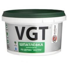 """Шпатлевка """"Экстра"""" ВГТ по дереву """"Бук"""" 0,3 кг"""