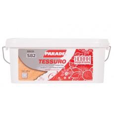 Декоративное покрытие с эффектом шелковых нитей PARADE Deco S82 Белый 5 кг