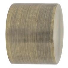 Заглушка 28 мм Золото антик