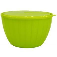 Салатник Bono 1,7 л с крышкой оливковая роща