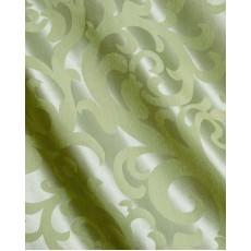 Портьерная штора J501-05 Жаккард Зелёный 210*260