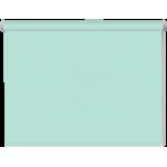 Рулонная штора лайм 68x170