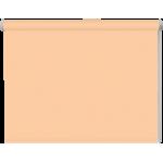Рулонная штора 80*175 персиковый