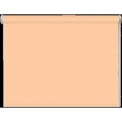 80x170 Рулонная штора персик