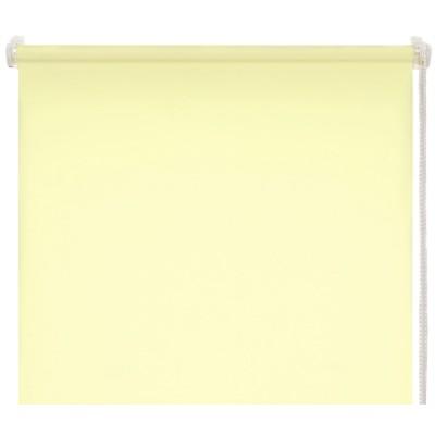 80x170 Рулонная штора лимон