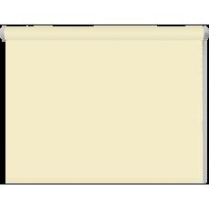 160x170 Рулонная штора лимон