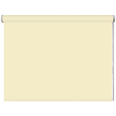 160x170 Рулонная штора Блэкаут Лимон