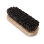 Деревянная щетка Vister для обуви, конский волос, большая