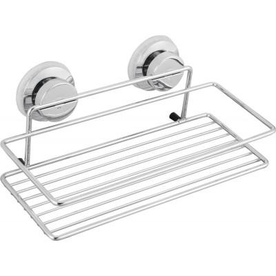 """Полка-решетка для ванной на присосках FORA """"ATLANT"""" арт.A033"""