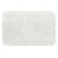 Коврик в ванну ЛАНА 120х70 микрофибра белый GR202