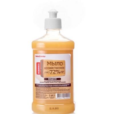 Haus Frau мыло хозяйственное жидкое густое 0,5л