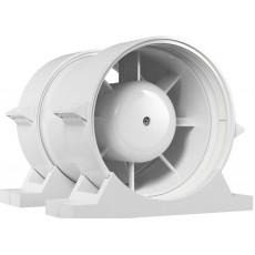 PRO 6. Вентилятор осевой канальный приточно-вятяжной с крепежным комплектом D160
