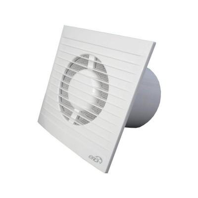 Вентилятор осевой c антимоскитной сеткой, с обратным клапаном D 125,E 125 S C